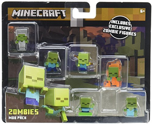 Check expert advices for minecraft minifigures zombie pack?