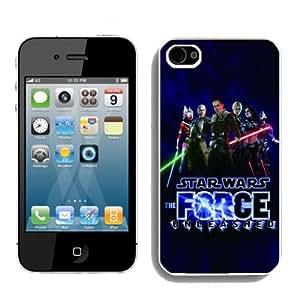 Customized Star War Diy Iphone 4/4s hard Case AJ697982 by ruishername
