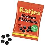 Katjes(カッチェス) 黒いグミ カッチェン  200g