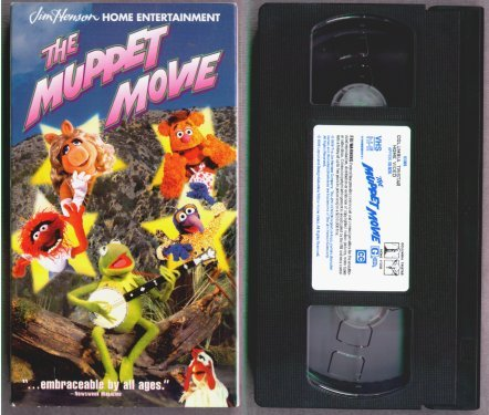Muppets Vhs 1999 Gallery The Muppet Movie Vhs 1999