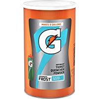 Gatorade Frost Glacier Freeze 76.5 Ounce Thirst Quencher Powder