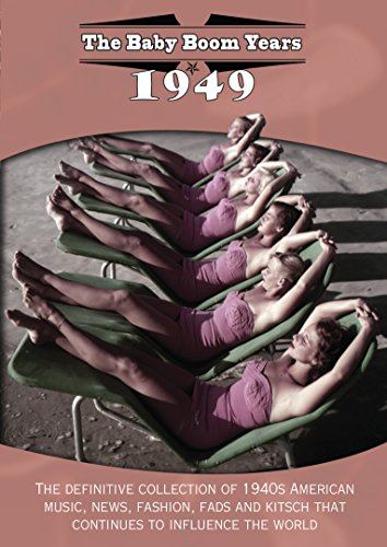 The Baby Boom Years: 1949 for sale  Delivered anywhere in USA