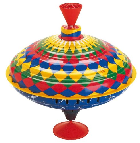Bolz Multicolor Spinning Top -