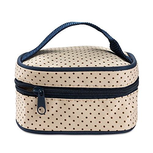 Finerolls Set 5 kits Bolsa de Mama Para Bebe Biberon Bolso/Bolsa/Bolsillo Maternal Bebé para carro carrito biberón colchoneta comida pañal con Gran Capacidad de 8 Colores #1 Azul