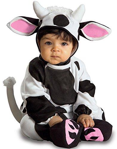 Rubie'szy Cow, Black/White, 0-6 Months]()