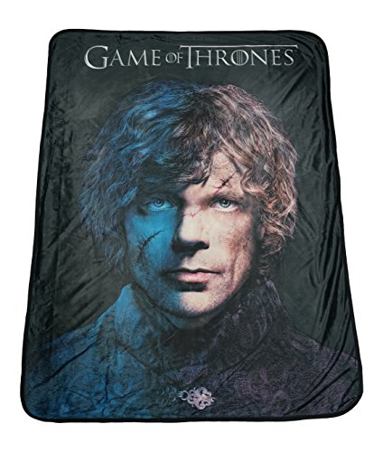 """Rabbit Tanaka Game of Thrones 46"""" X 60"""" Tryion Fleece for sale  Delivered anywhere in USA"""