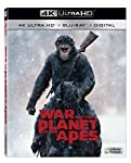 Cover Image for 'War For The Planet Of The Apes [4K Ultra HD + Blu-ray + Digital]'
