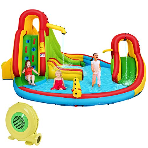 Water Slide Bouncer - Buyitmarketplace com