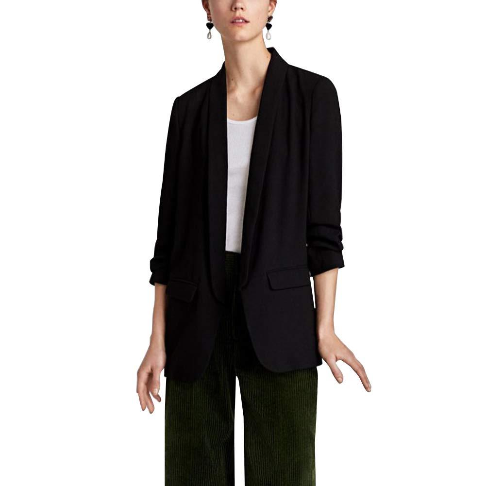 MISSMAO_FASHION2019 Donna Ufficio Casuale Tailleur Elegante