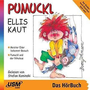 Meister Eder bekommt Besuch / Pumuckl und der Nikolaus (Pumuckl 9) Hörbuch