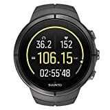 Suunto Spartan Ultra Titanium Heart Rate Monitor Stealth, One Size