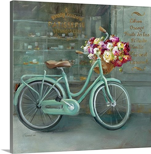 Danhui Nai Premium Thick-Wrap Canvas Wall Art Print