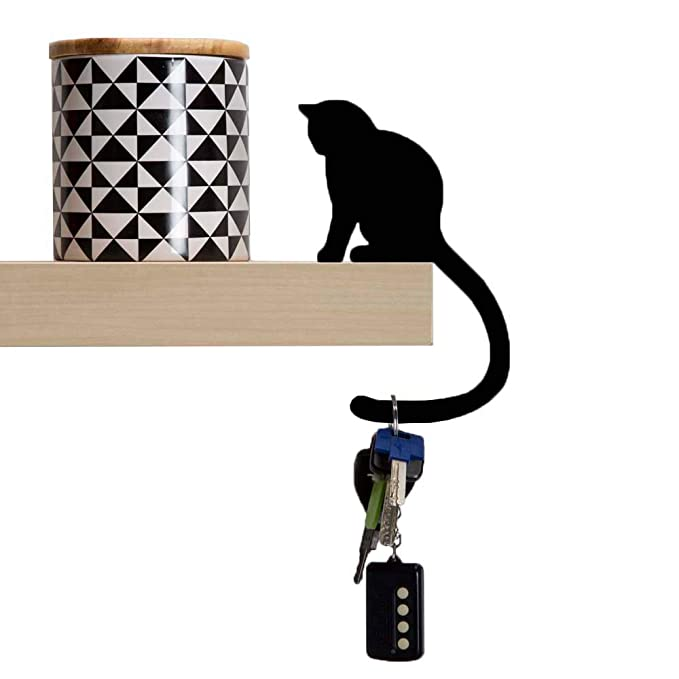 Metal Cat Decorative Balance Hanger