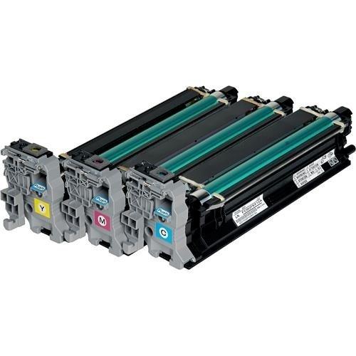 Genuine Konica Minolta A0310NF Imaging Unit Color Value Pack - Cyan, Magenta, Yellow (A03105F, A0310AF, A0310GF)