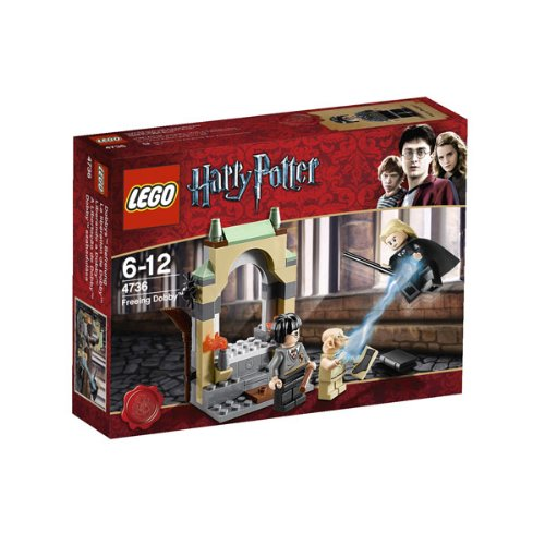 33 opinioni per LEGO Harry Potter 4736- Dobby in libertà