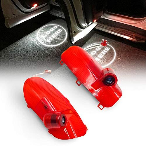 Led Door Welcome Logo Light - LED Courtesy Logo Laser Shadow Door Step Projector Light For Sonata led emblems