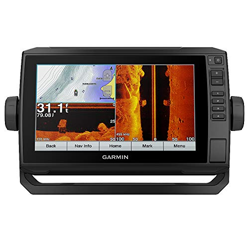 Garmin EchoMap+ 93sv, US LakeVu g3, GT52 Xdcr from Garmin
