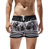 Kstare Men's Swim Trunks and Workout Shorts Quick Dry - Perfect Swimsuit Or Athletic Shorts - Adults, Boys