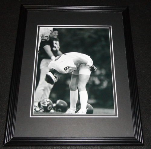 Jim McMahon Moon Chicago Bears Framed 8x10 Photo Poster (Jim Mcmahon Chicago Bears compare prices)