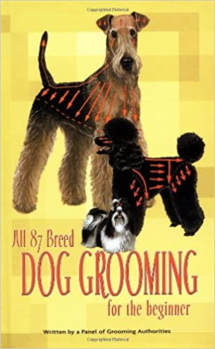 All 87 Breed Dog Grooming Amazon Co Uk T F H Publications