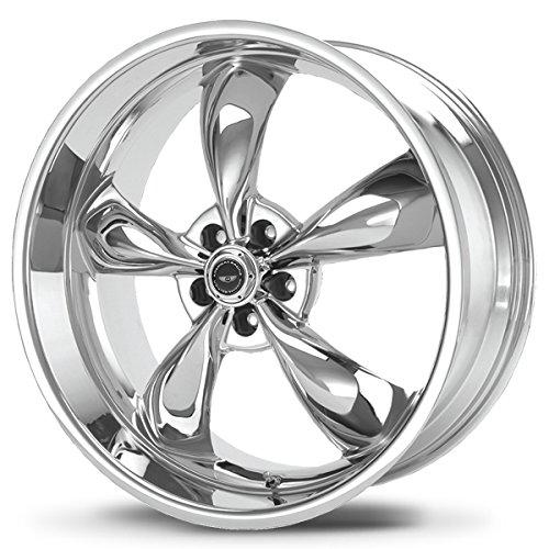 American Racing Custom Wheels AR605 Torq Thrust M Triple Chrome Plated Wheel (17x8
