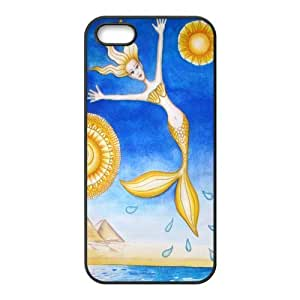 5S case,Mermaid 5S cases,5S case cover,iphone 5 case,iphone 5 cases