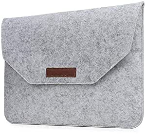 Star Wool Felt Notebook Laptop Sleeve Bag For Mac Pro/retina 15 And 15.4 Inch Dusproof And Scratch Proof