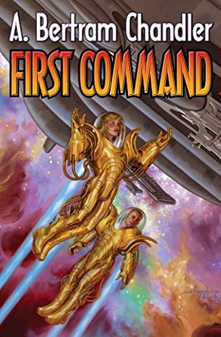 book cover of First Command