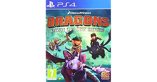 Dragons: Dawn Of New Riders: Amazon.es: Videojuegos