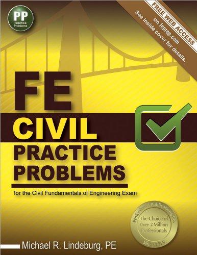 Pdf Engineering FE Civil Practice Problems
