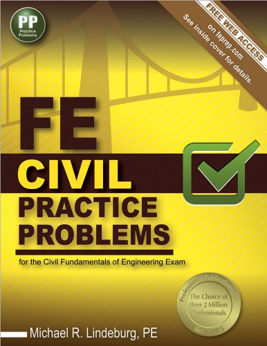 Synapse Engineering - FE Civil Practice Problems