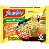 Indomie Instant Noodles Chicken Flavour, (Pack of 40)