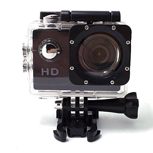 1080P Full HD 720P 2.0 inch Screen Dual Lenses Vehicle DVR - 4