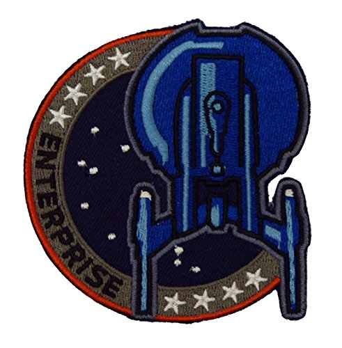 Star Trek Enterprise TV Series Uniform Shoulder PATCH -