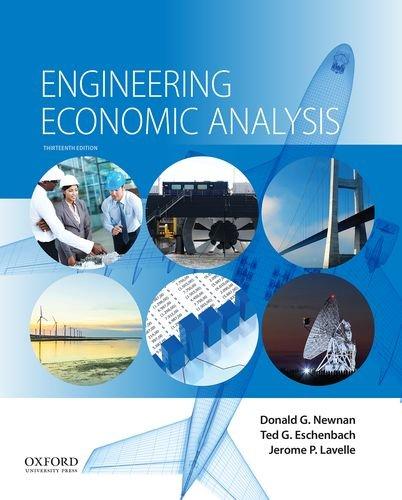 Pdf Engineering Engineering Economic Analysis