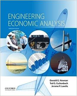 Engineering economic analysis newnan