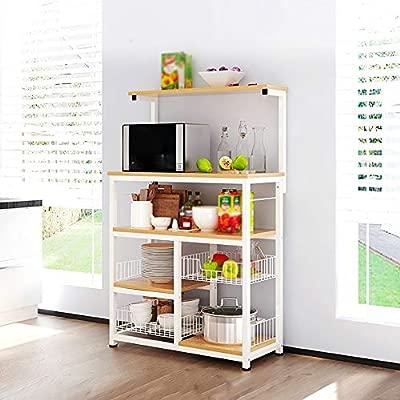 ZLL Mesa de Pared, Mesa de diseño Creativo, estantería ...