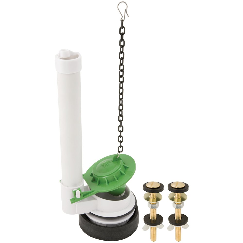Plumbcraft Eco Water Saving Toilet Flush Valve Standard 2-inch, Fits Most Toilets