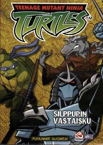 Teenage Mutant Ninja Turtles - Silppurin Vastaisku Shredder ...