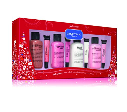 Philosophy Gingerbread House Set (Best Philosophy Holiday Scents)