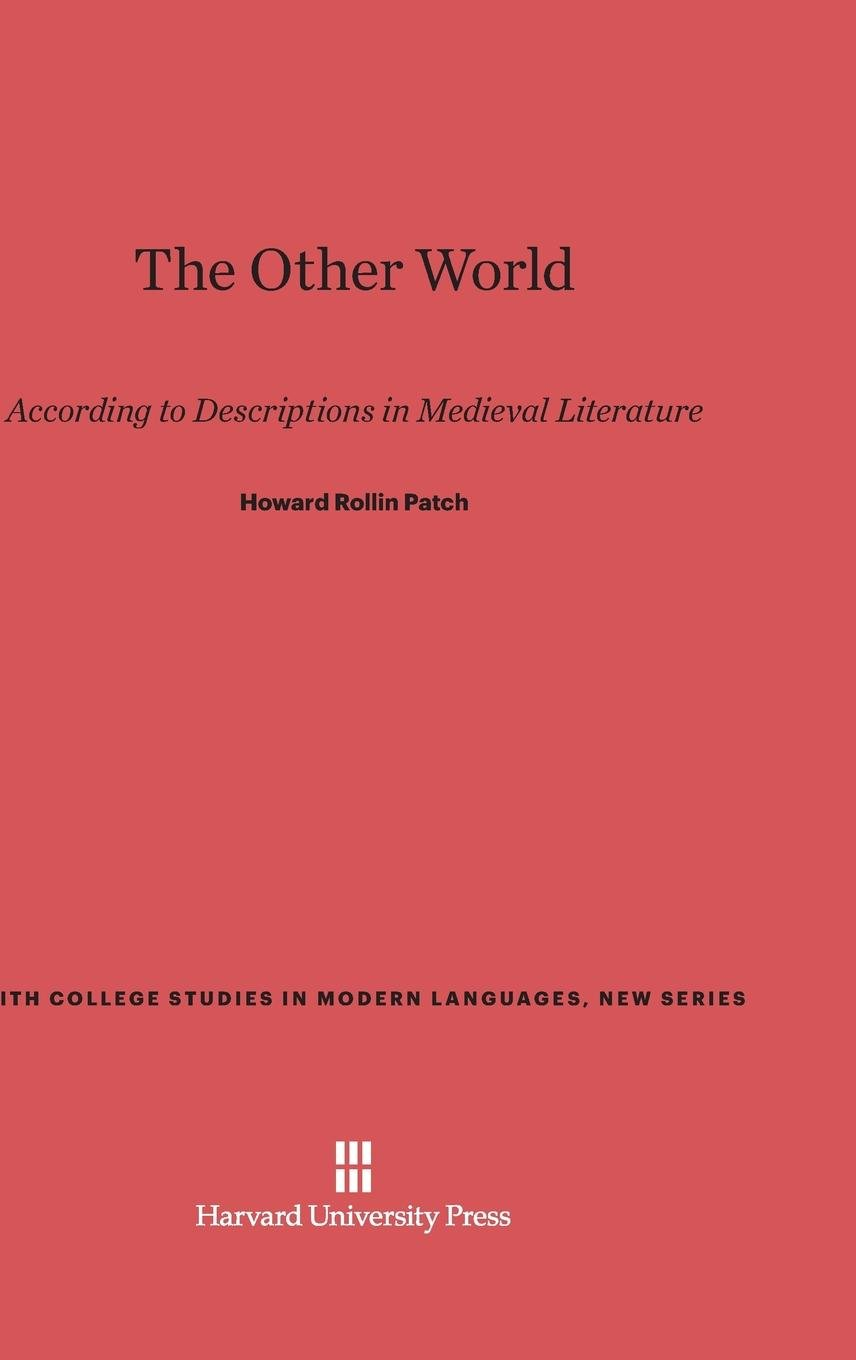 The Other World (Smith College Studies in Modern Languages, New)