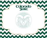COLORADO STATE RAMS DRY ERASE BOARD-COLORADO STATE RAMS BOARD MEMO BOARD-16''X 20''