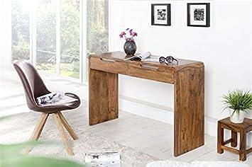Chloe design bureau en bois guona bois foncé amazon cuisine