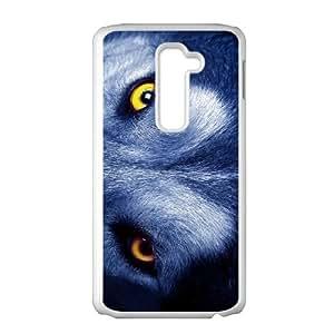 Werewolf LG G2 Cell Phone Case White Cvuwc