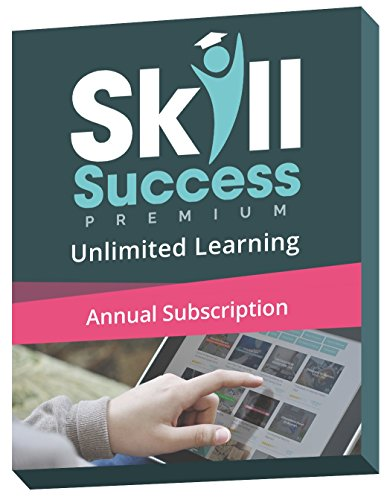 Skill Success Premium: Unlimited eLearning [Annual Subscription]