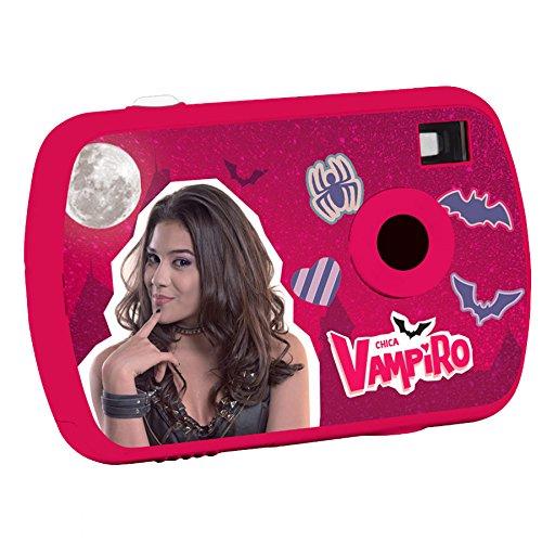 Lexibook - DJ017CV - Appareils photo numériques - Chica Vampiro