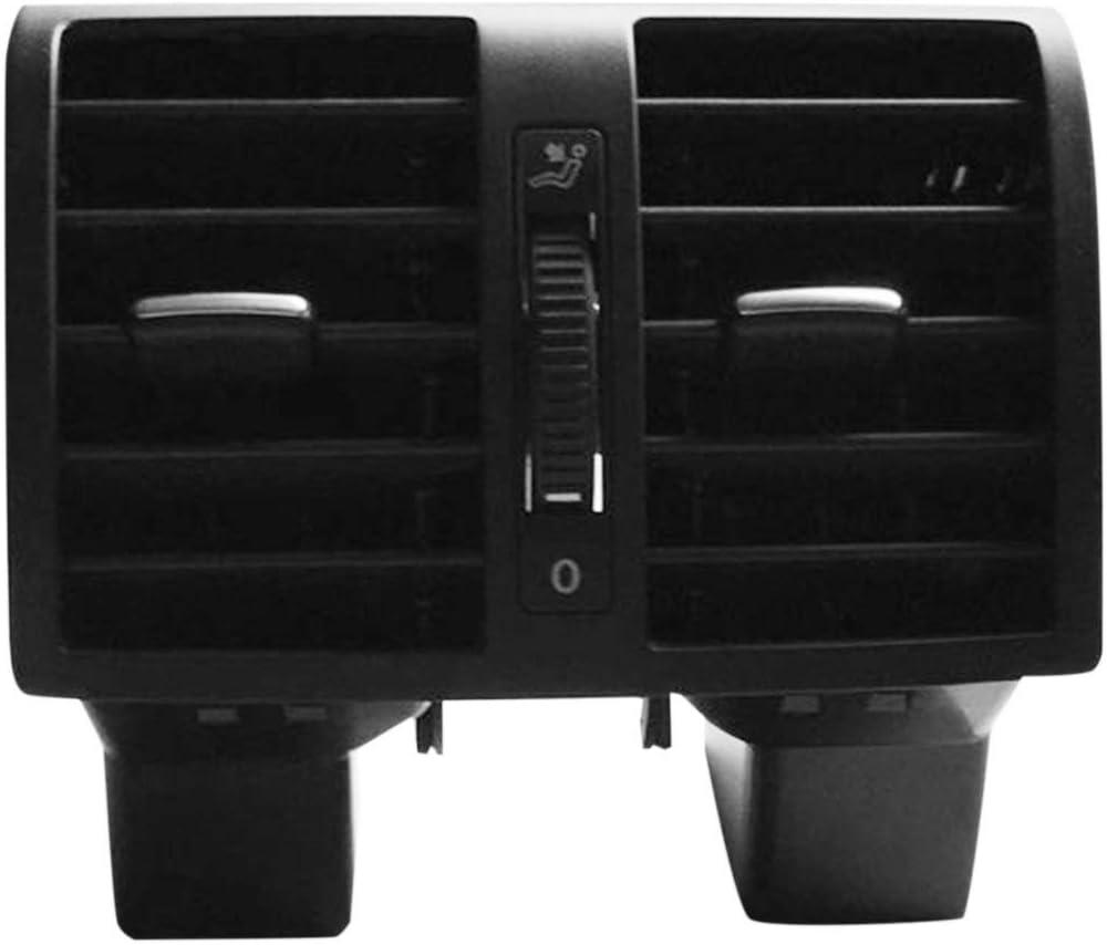 Ballylelly Prise dair de la climatisation arri/ère de la Console Centrale Prise dair pour VW pour Les Accessoires de Voiture Touran Auto
