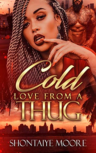 Book Cover: A Cold Love From A Thug