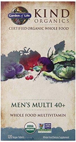 Garden Organics Multivitamin Organic Tablets