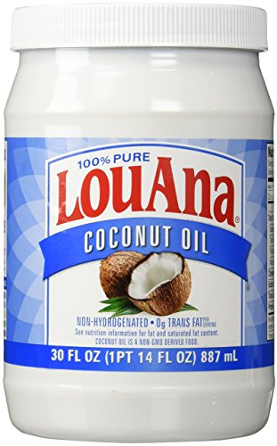 LouAna Pure Coconut Oil Natural product image